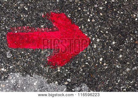 Red Arrow