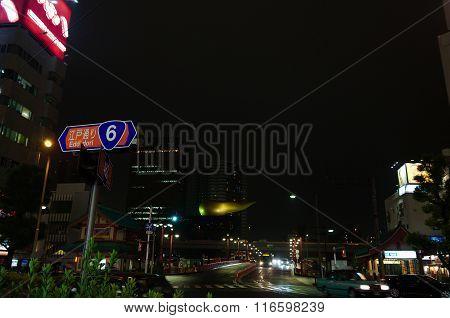 Edo Dori Street