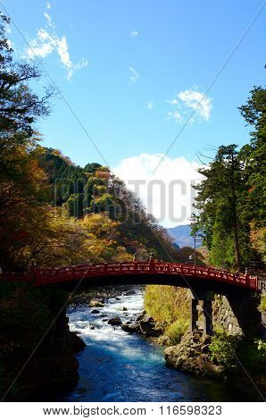 Nikko's Bridge