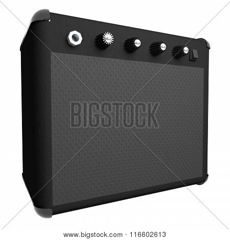 Black Amp For Guitar