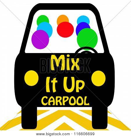 mix it up carpool