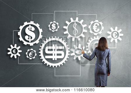 Money earning mechanisms