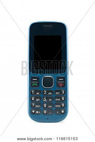 Blue Mobile Phone