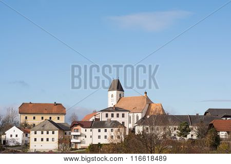 Rural Municipality Gruenbach - Austria