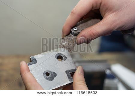 Person In Metalworking