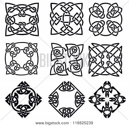 collection of Celtic