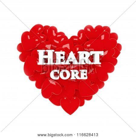 3D Conceptual Heart