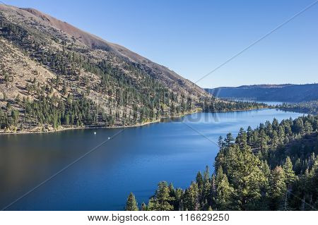 Twin Lakes Near Bridgeport, California