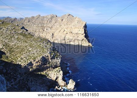 Cape Formentor. Mallorca, Spain