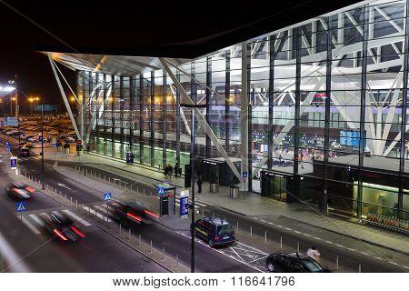 Airport In Gdansk