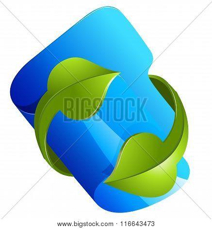 file folder icon isolated on white