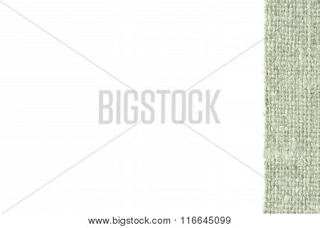 Textile Tarpaulin, Fabric Interior, Moss Canvas, Grunge Material, Detail Background