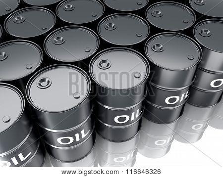 Black Barrel Oil