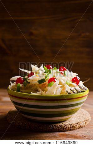 Salad Of Sauerkraut