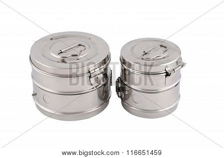 Round Medical Sterile Containers