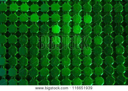 Bright Paillette Texture