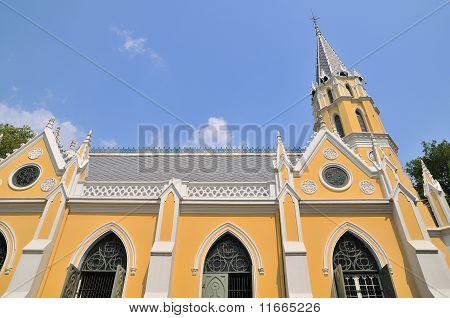 Chryst church