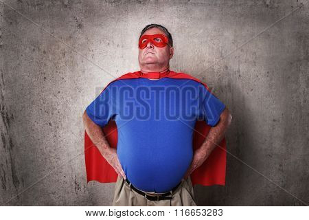 Super hero defender of the universe.