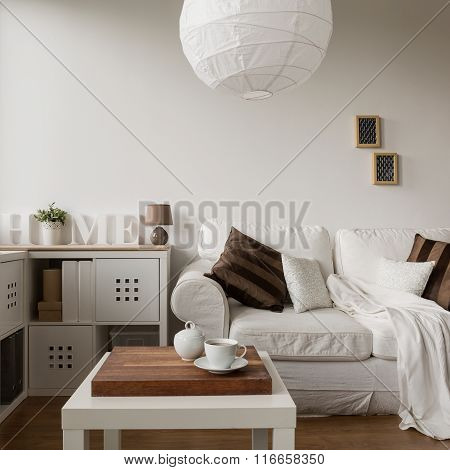 Solid White Furniture