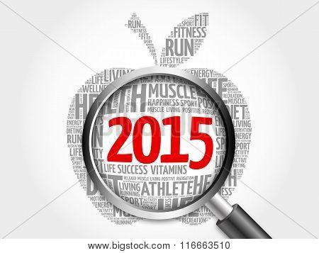 2015 Apple Word Cloud