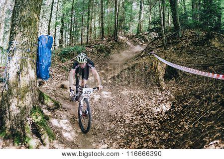Cross Country Mountain Bike Racing