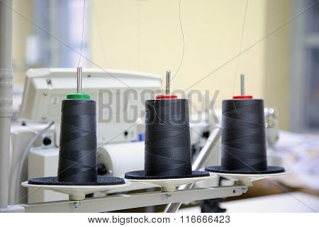 Sewing Company, Equipment And Materials