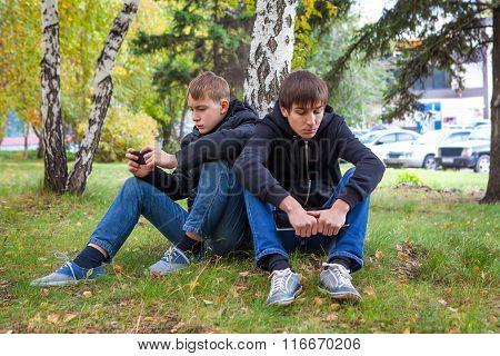 Sad Boys Outdoor