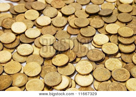 Gold Hoard Wealth
