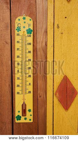 Measuring Winter Temperature