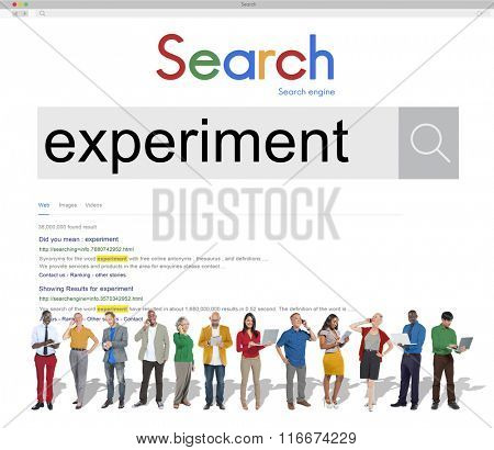 Experiment Observation Examination Determine Concept