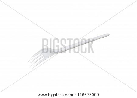 Plastic Disposable Fork