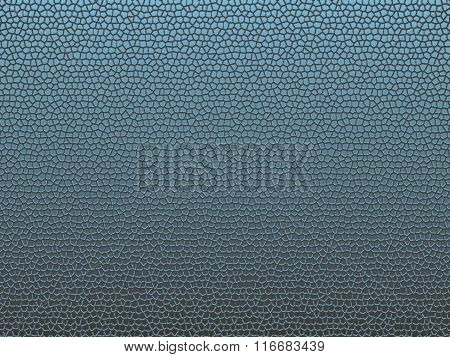 blue shiny honeycomb texture