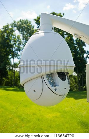 IR Network High Speed Dome. Security Camera
