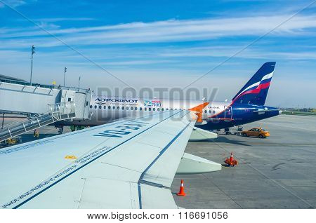 The Silver Ariplane