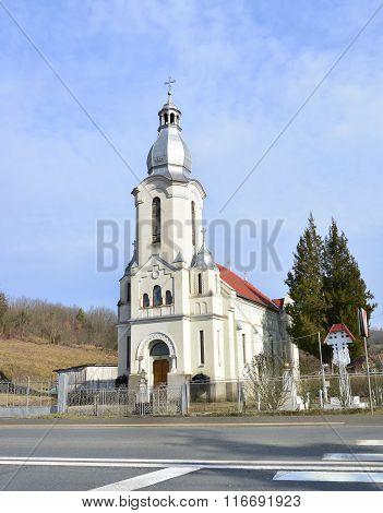Capruta Village Church