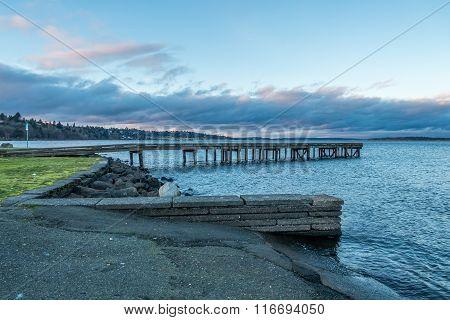 Lake Washington Piers 4