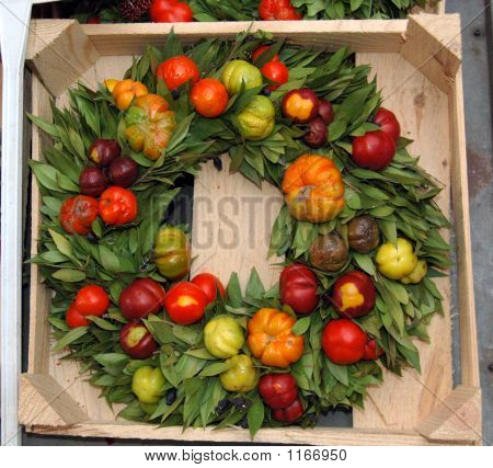 Fruit Wreath2