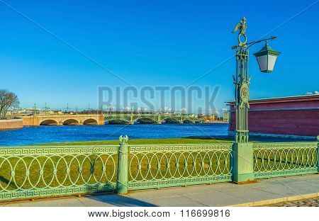 The Bridge Railings