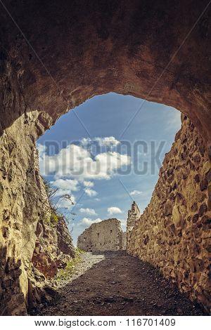 Citadel Fortified Walls
