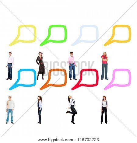 Conversations in a Company Negotiations Idea