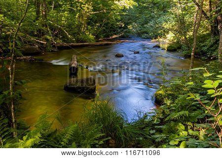 Long Lake Branch Of The White River