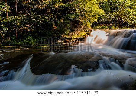 Enfield Creek, New York