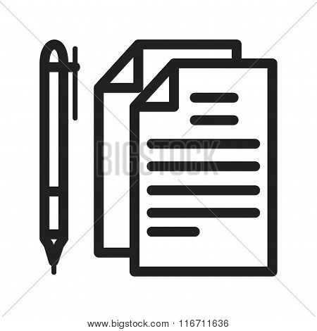 Documents and Pen