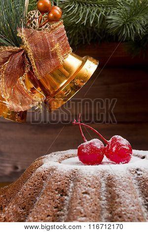 Classic New Year Fruitcake
