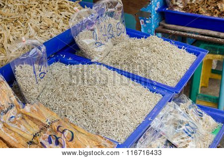 Dried Sea Food For Sell.
