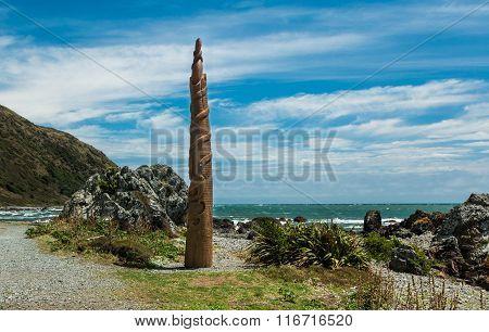 The Pou Tangaroa