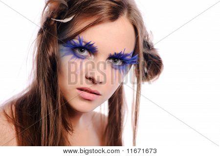 Despondent Girl