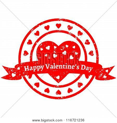 Symbol for Valentine's Day.