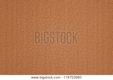 Red Brown Leather Background Texture.