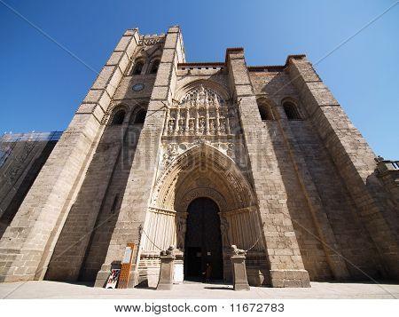 Avila Cathedral, Spain